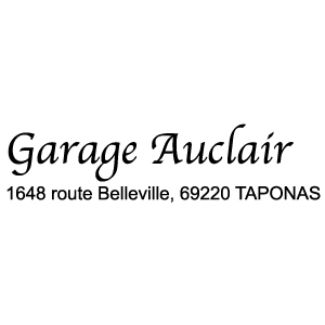 garage automobile auclair taponas 69220